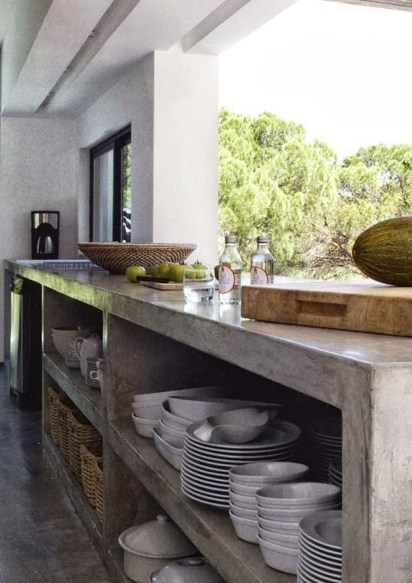 38 Cool Outdoor Kitchen Design Ideas 33