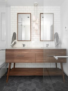 38 Trendy Mid Century Modern Bathrooms Ideas That Inspired 06