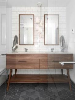 38 Trendy Mid Century Modern Bathrooms Ideas That Inspired 06