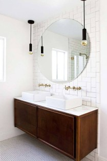 38 Trendy Mid Century Modern Bathrooms Ideas That Inspired 12