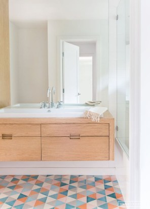 38 Trendy Mid Century Modern Bathrooms Ideas That Inspired 15