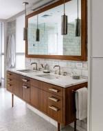 38 Trendy Mid Century Modern Bathrooms Ideas That Inspired 23