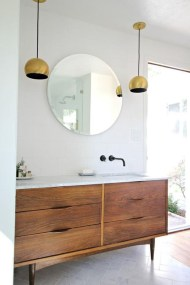 38 Trendy Mid Century Modern Bathrooms Ideas That Inspired 33