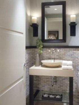 39 Cool And Stylish Small Bathroom Design Ideas09