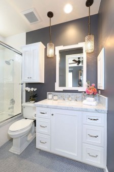39 Cool And Stylish Small Bathroom Design Ideas35