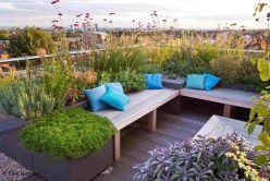 39 Inspiring Rooftop Terrace Design Ideas 12