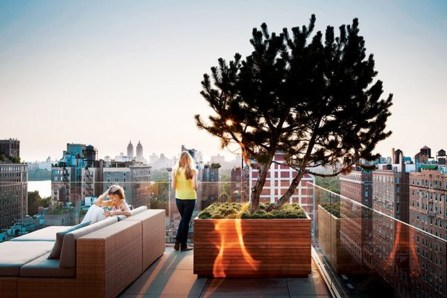39 Inspiring Rooftop Terrace Design Ideas 13