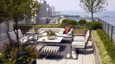 39 Inspiring Rooftop Terrace Design Ideas 14
