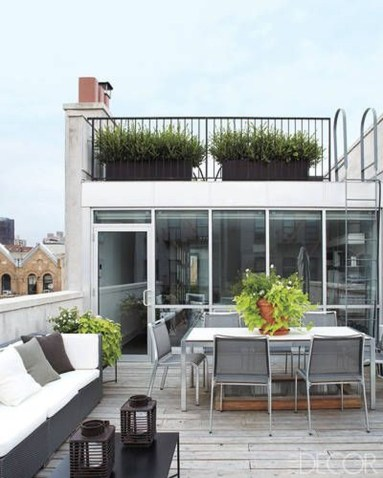 39 Inspiring Rooftop Terrace Design Ideas 15