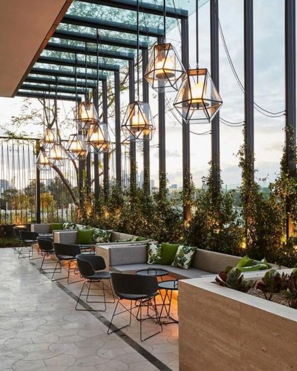 39 Inspiring Rooftop Terrace Design Ideas 19