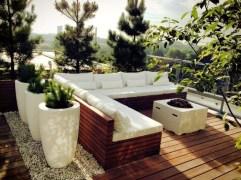 39 Inspiring Rooftop Terrace Design Ideas 26