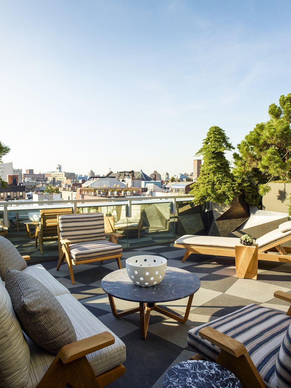 39 Inspiring Rooftop Terrace Design Ideas 39
