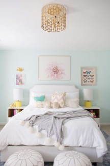 39 Wonderful Girls Room Design Ideas20