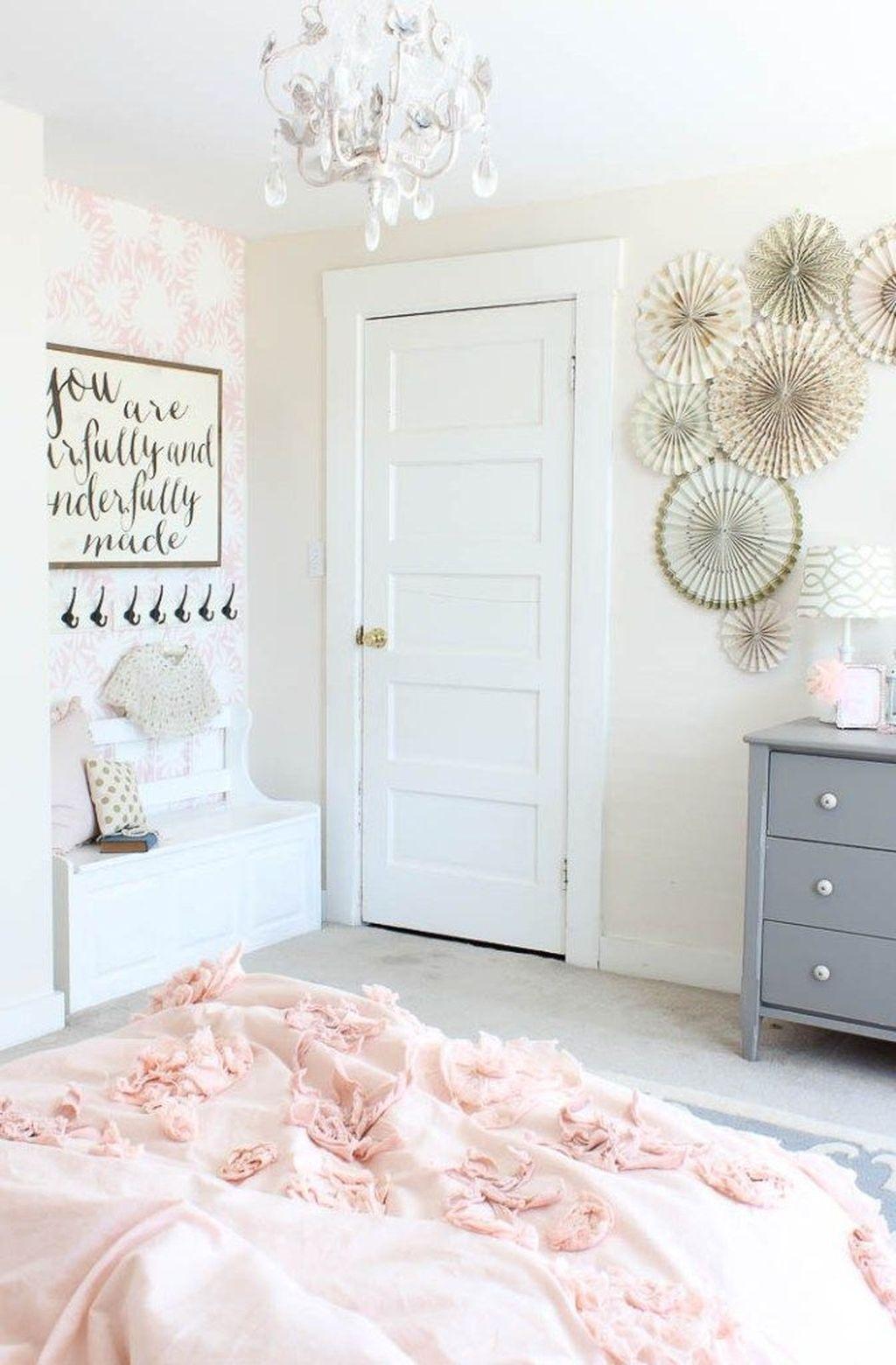 39 Wonderful Girls Room Design Ideas21