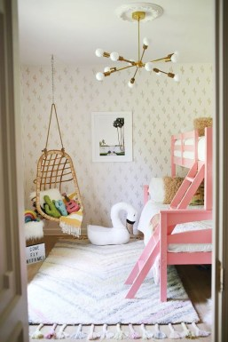 39 Wonderful Girls Room Design Ideas28