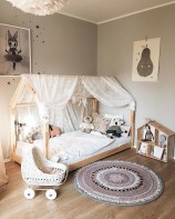 39 Wonderful Girls Room Design Ideas31
