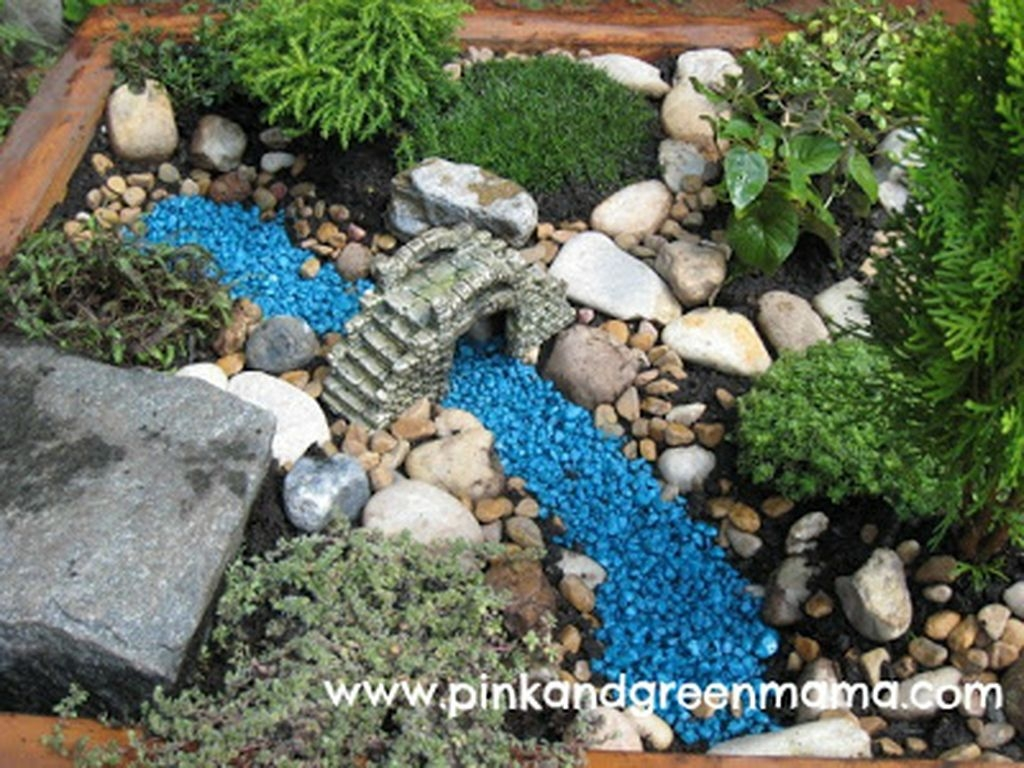Amazing Backyard Fairy Garden Ideas On A Budget 22
