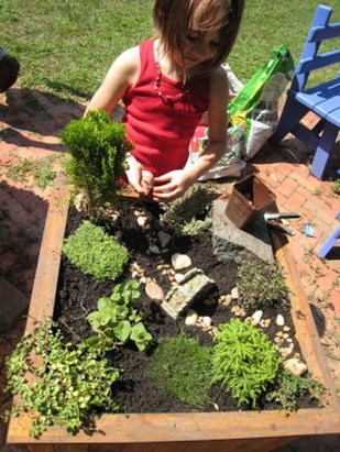 Amazing Backyard Fairy Garden Ideas On A Budget 24