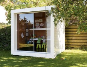 Awesome Outdoor Kids Playhouses That Youll Want To Live Yourself 01