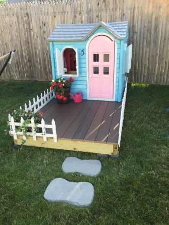 Awesome Outdoor Kids Playhouses That Youll Want To Live Yourself 13
