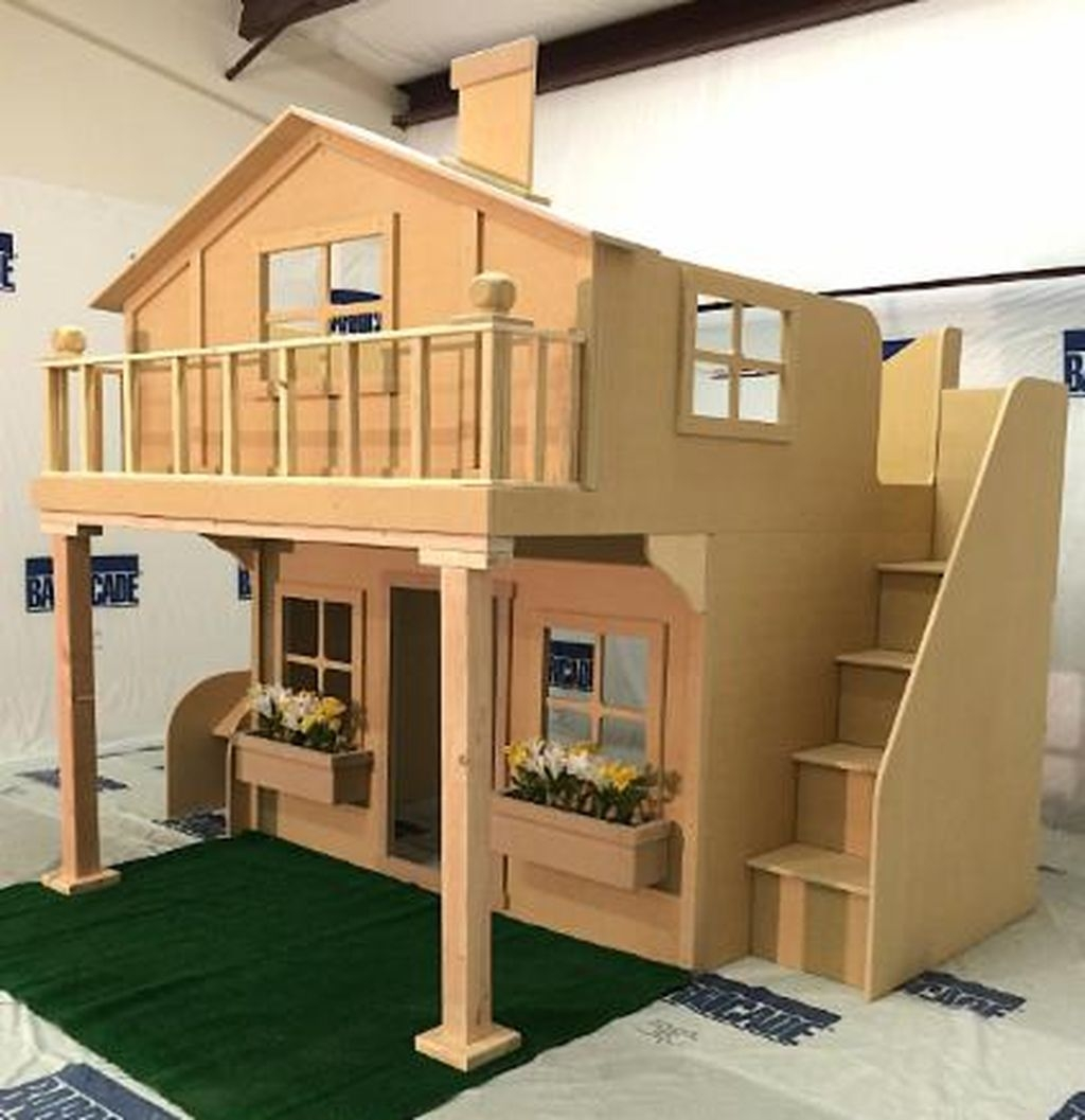 Awesome Outdoor Kids Playhouses That Youll Want To Live Yourself 38