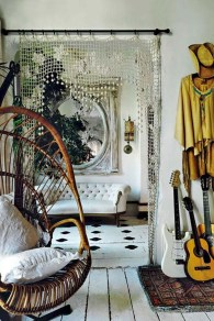 Boho Chic Home Décor Ideas With Mexican Touches33