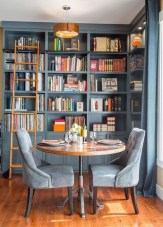 Bright And Colorful Dining Room Design Ideas 14
