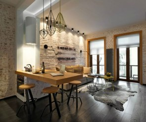 Brilliant Small Apartment Decoration Ideas On A Budget 07
