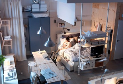 Brilliant Small Apartment Decoration Ideas On A Budget 09