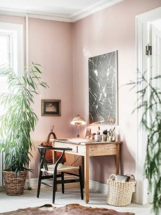 Colorful Home Office Design Ideas You Will Totally Love 05