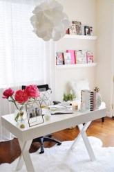 Colorful Home Office Design Ideas You Will Totally Love 22