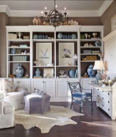 Colorful Home Office Design Ideas You Will Totally Love 28