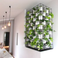 Cool Indoor Vertical Garden Design Ideas 15