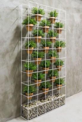Cool Indoor Vertical Garden Design Ideas 26