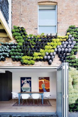 Cool Indoor Vertical Garden Design Ideas 34