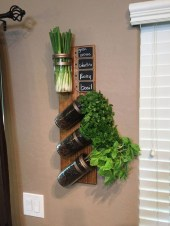 Cool Indoor Vertical Garden Design Ideas 43