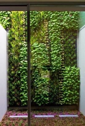 Cool Indoor Vertical Garden Design Ideas 44