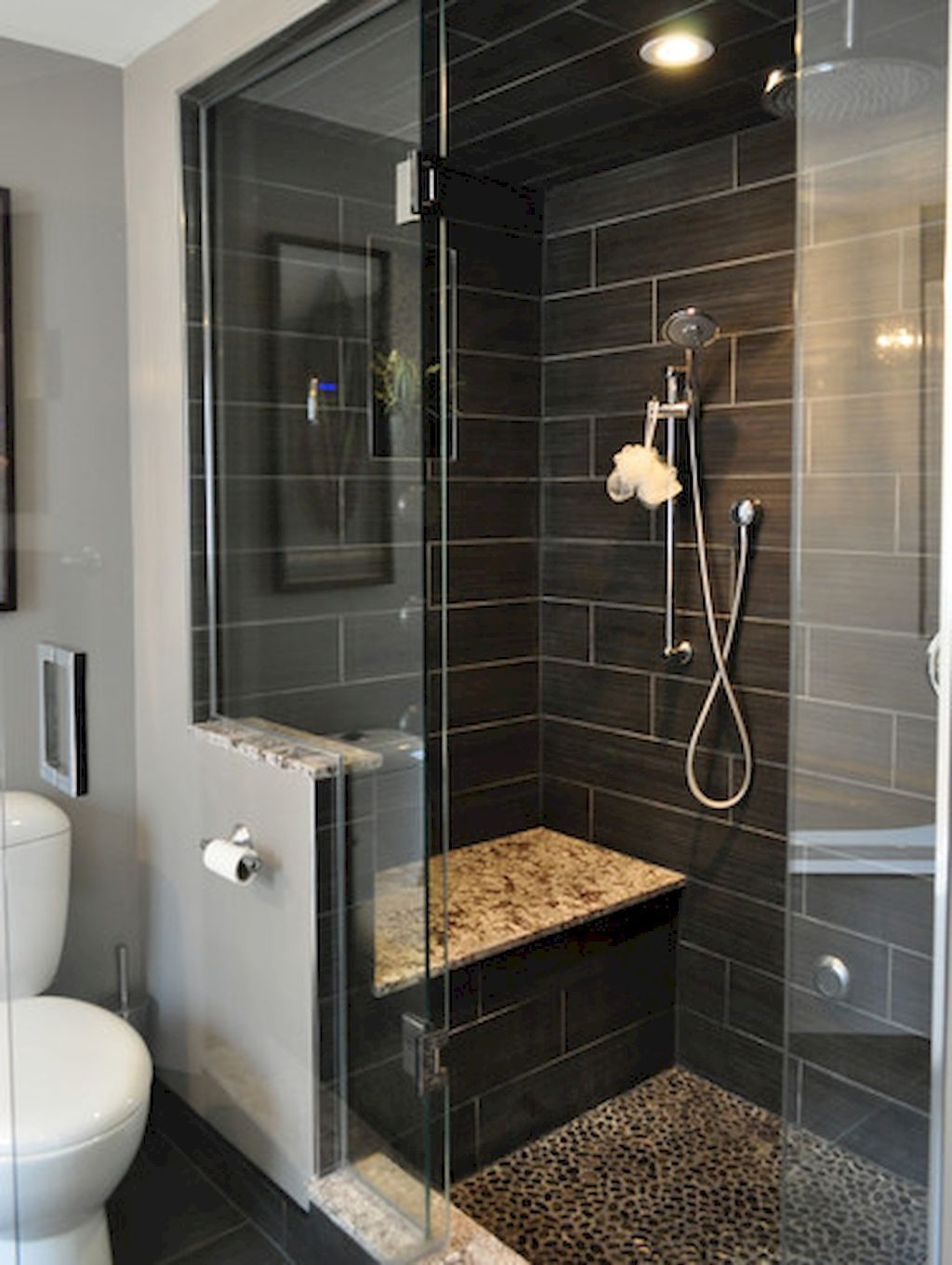 Cool Small Master Bathroom Remodel Ideas 07
