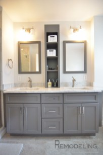 Cool Small Master Bathroom Remodel Ideas 11