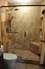 Cool Small Master Bathroom Remodel Ideas 14