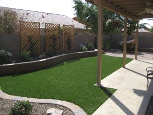 Cozy Backyard Landscaping Ideas On A Budget 16