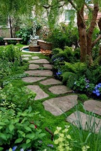 Cozy Backyard Landscaping Ideas On A Budget 36