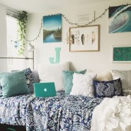Creative And Cute Diy Dorm Room Decoration Ideas 05