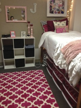 Creative And Cute Diy Dorm Room Decoration Ideas 06