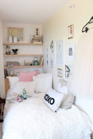 Creative And Cute Diy Dorm Room Decoration Ideas 08