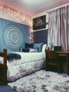 Creative And Cute Diy Dorm Room Decoration Ideas 24