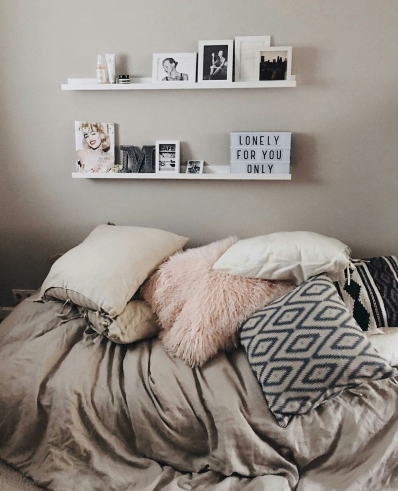 Creative And Cute Diy Dorm Room Decoration Ideas 45