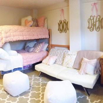 Creative And Cute Diy Dorm Room Decoration Ideas 46