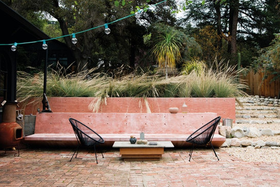 Cute And Cool Pastel Patio Design Ideas16