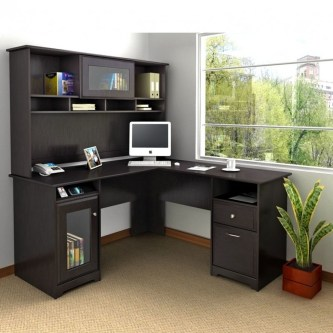 Futuristic L Shaped Desk Design Ideas 07